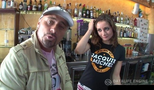 Two Barmaid Acted in Porn - Valentina, Nancy
