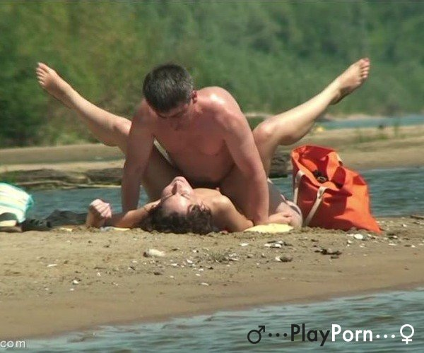 Old Man Fuck Teen On Beach - Amateurs