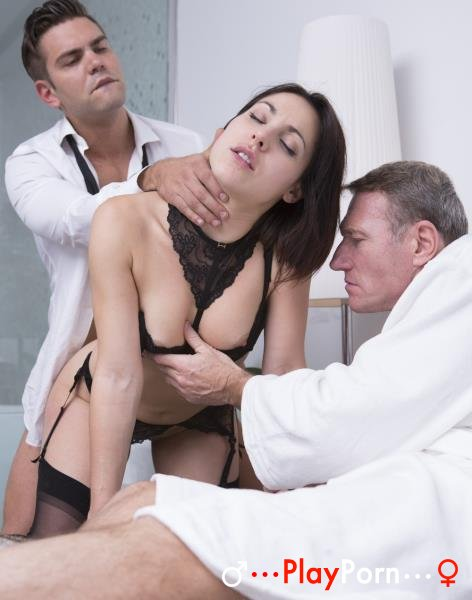 Luxure Sodomized In Front Of Her Husband - Ines Lenvin