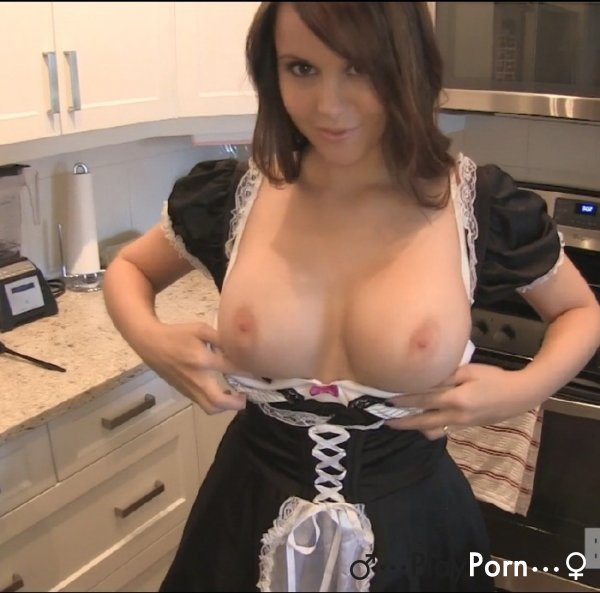 Fuck With Hot White Maid - Bryci