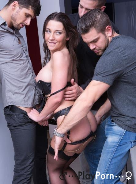 Wife Gang Bang By 3 Men - Julie Skyhigh