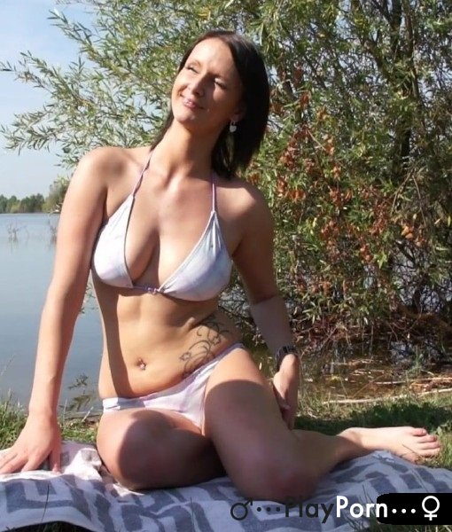 Horny Girl Fuck On Lake - Kveta