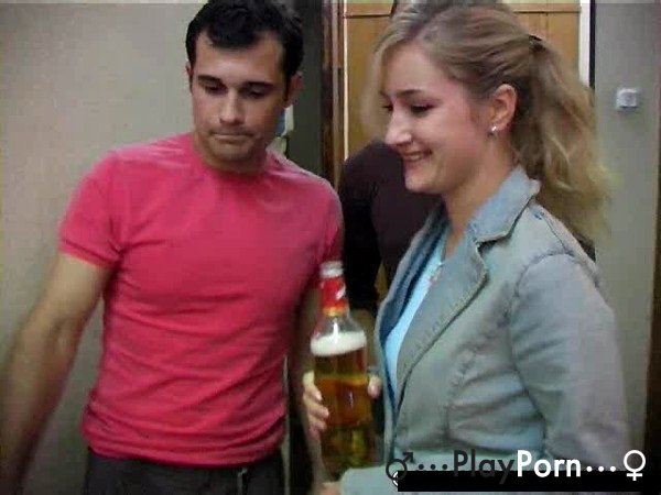 Two Guys Fuck Drunked Girl - Nadia