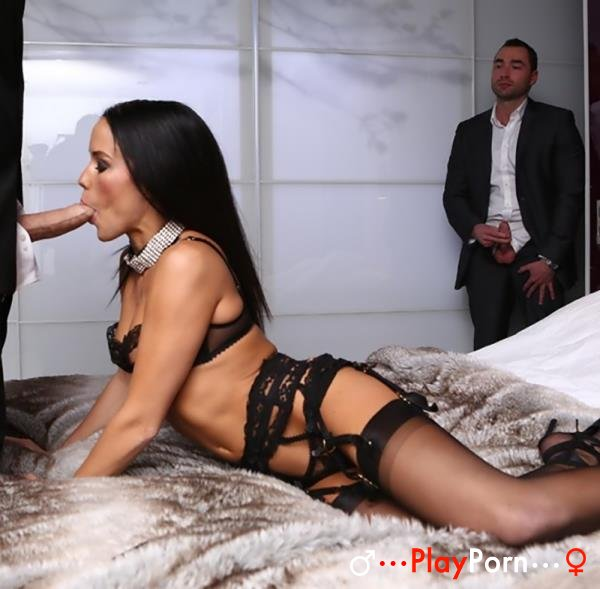 Luxure Wife Fuck With Husband And Streanger - Megan Rain