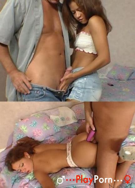 StepFather Show Dick StepDaughter - Chiquita Lopez