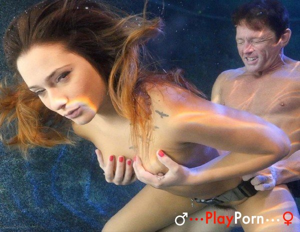 Sex Under Water With Beautiful Girl - Jaye Summers