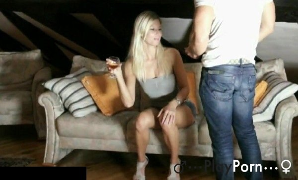 Spy Cam Drunk Blonde Hooker - Amateur