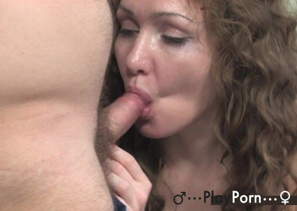 Drunk Russian Mom Suck StepSon Dick - Kira