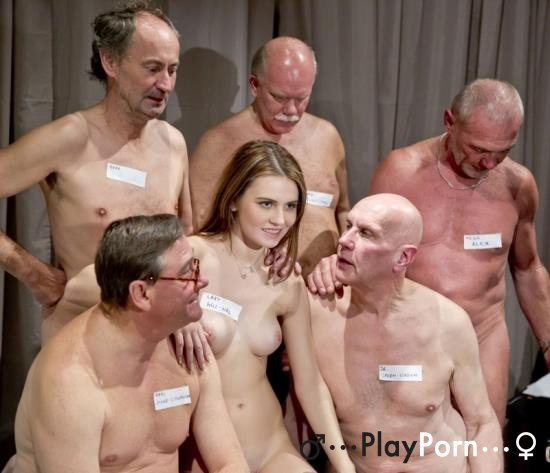 Teen Gang Bang By Old Man - Timea Bella