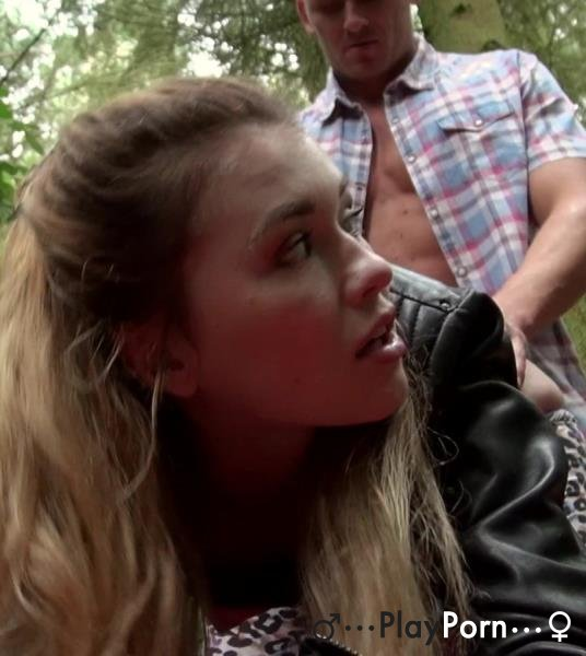 Sex For Money In The Woods - Misha Cross