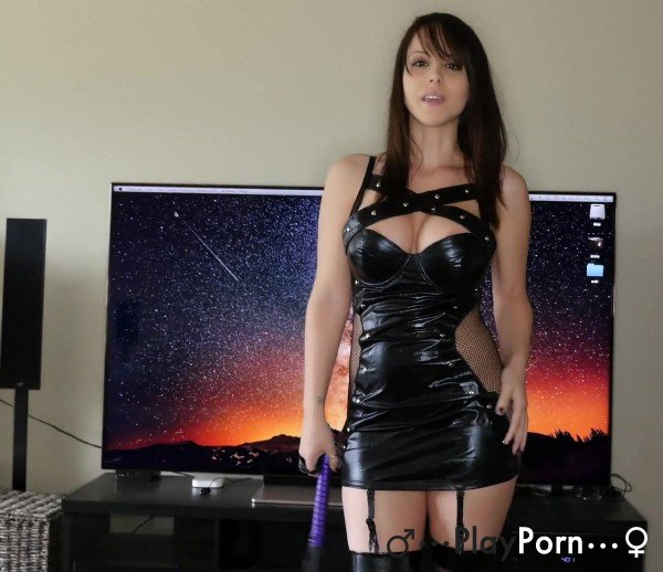 Pov Sex With Hot Babe In Latex - Bryci