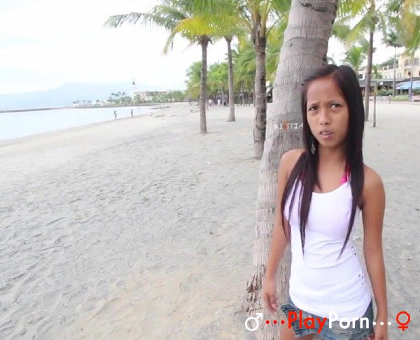 Tourist Pickup Thai Teen On Beach - Layka