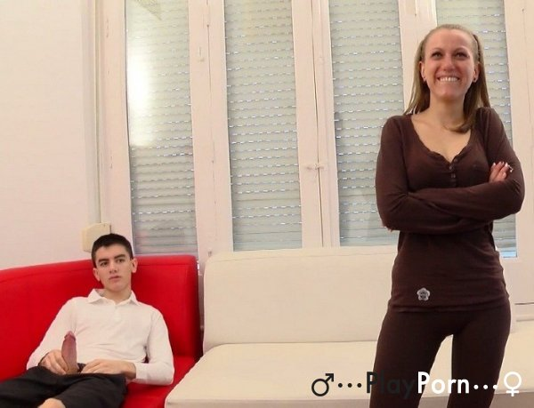 Milf Fuck Young Boy On Casting - Jordi And Vero Rubi