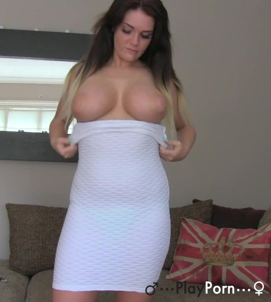 Stupid But Beautiful Girl On Porn Casting - Emma