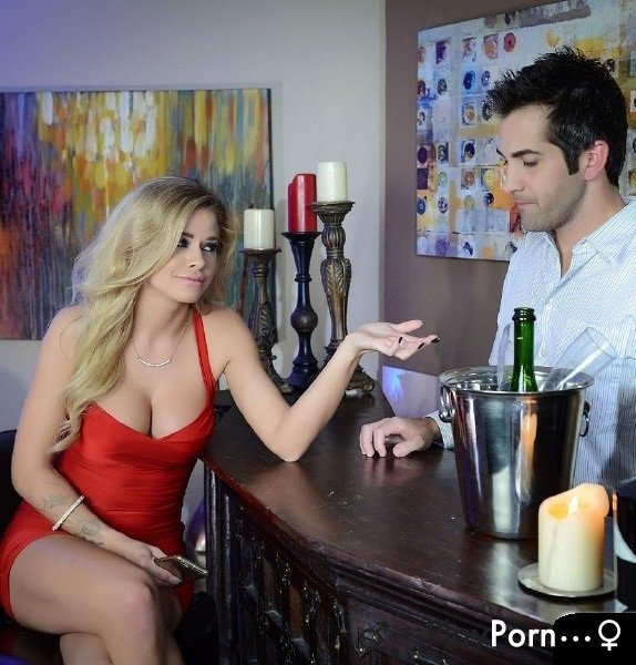 Sex At The Bar - Jessa Rhodes