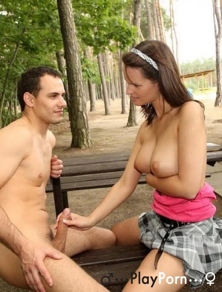 Public Sex In The Park - Rita Argiles