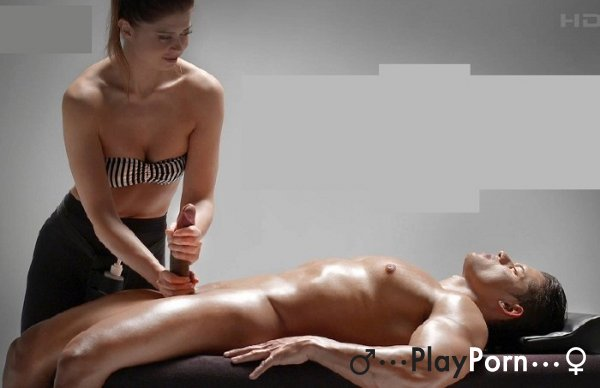 Playful Penis Massage - Massage Girl