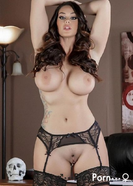Sex With Hot Milf In Black Stockings - Alison Tyler