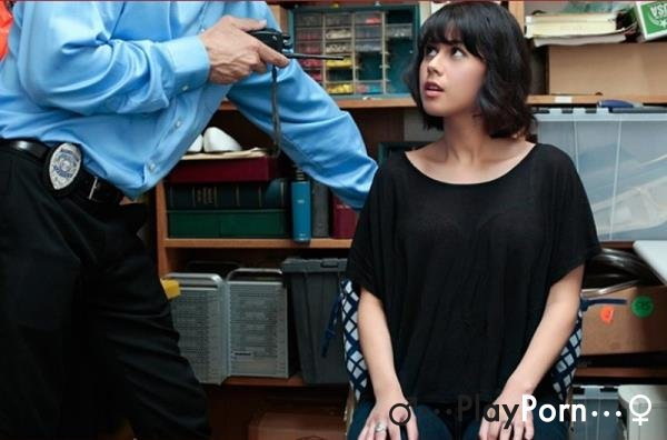 Security Guard Fucks Thief Girl - Penelope Reed