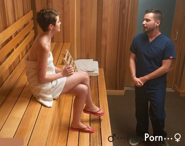 The Sauna BDSM - Emma Snow