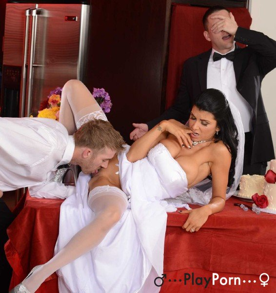 Cheating On Wedding - Romi Rain