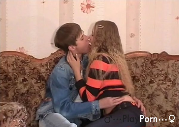 Amateur Russian Milf Teen Boy