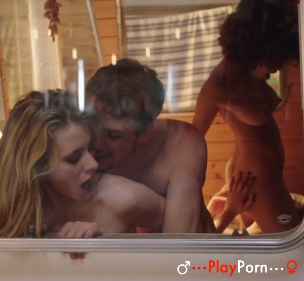 Swinger Sex In The Van - Amateur