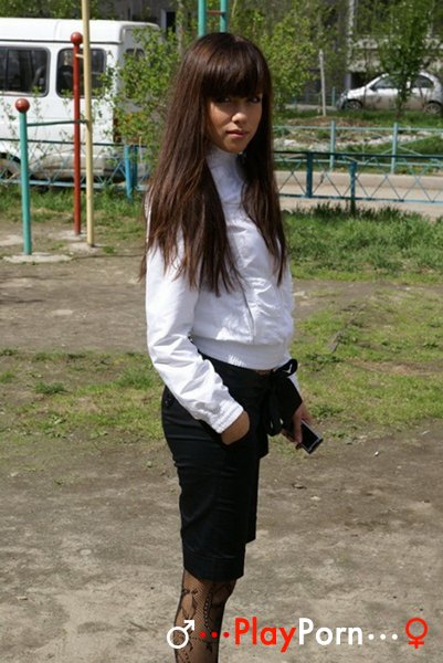 Russian Student Girl - Ariel