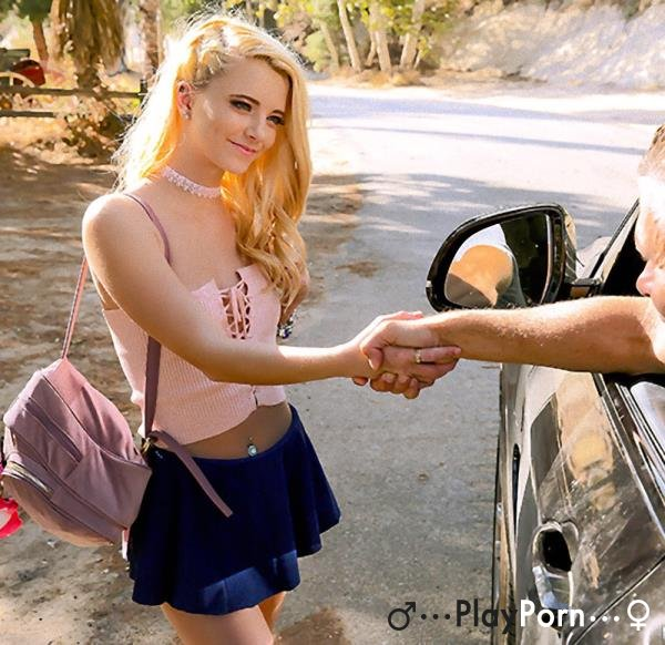 Old Man Pickup And Fuck Teeny Student Girl - Riley Star