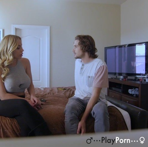 Stepson Fuck Dirty StepMom With Big Boobs - Olivia Austin
