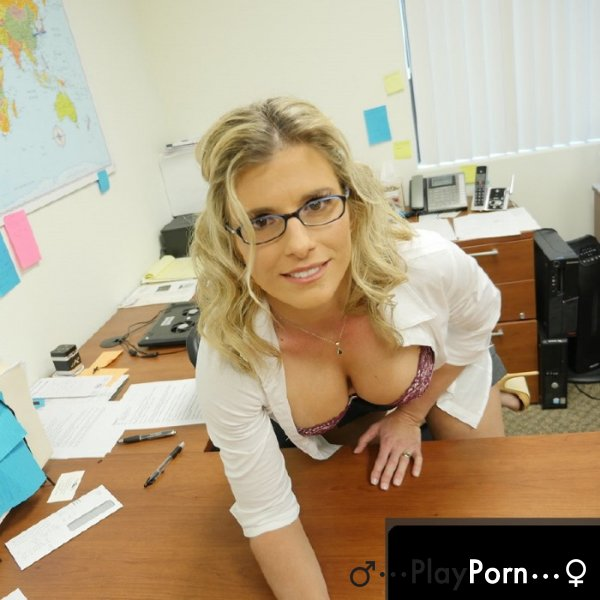 Secretary Milf Want Sex - Cory Chase