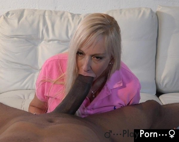 Housewife Fuck With 12 inch Black Cock - Mira