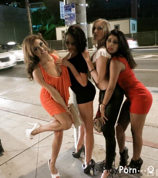 Girls Night Out - Amateur