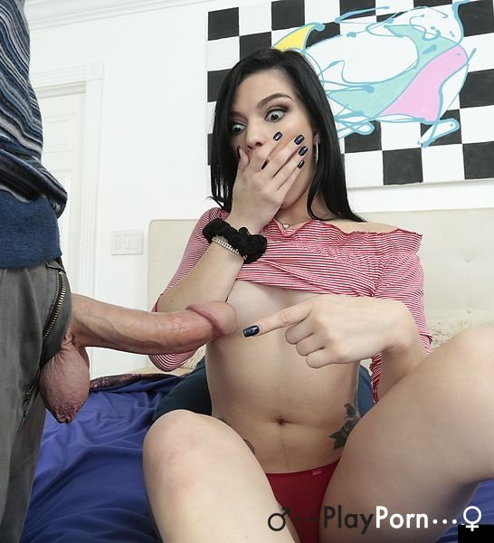 StepFather Show StepDauhgter Big Dick - Elena Gilbert