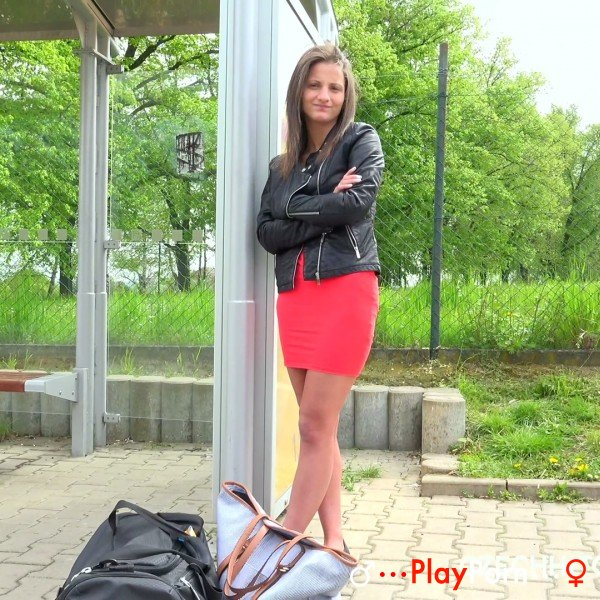 Pickup Girl At The Bus Station - Nicolette Noir
