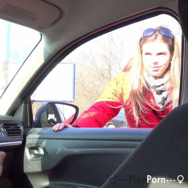 Driver Fuck Horny Girl - Sarah Smith