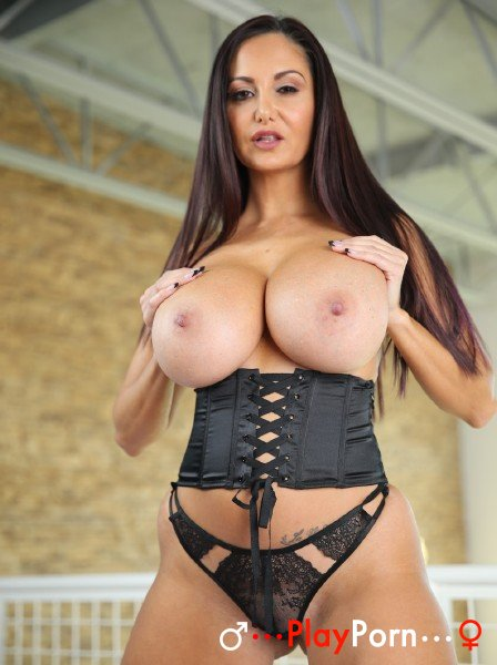 Milf With Big Breasts - Ava Addams