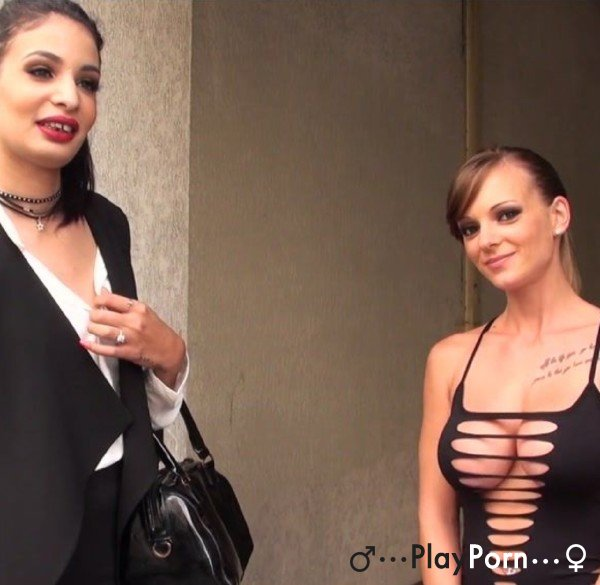 Orgy With Beuaty France Wooman - Melissa and Tiffany