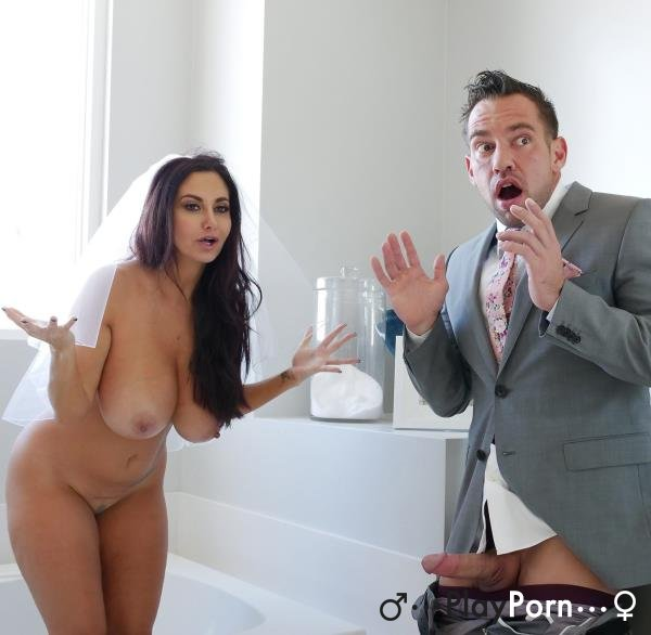 Cheating Before Wedding - Ava Addams