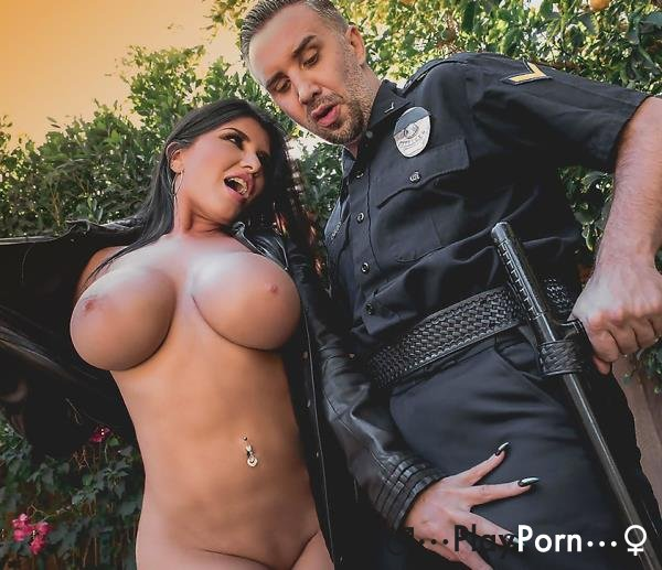 Sex With Policeman - Romi Rain