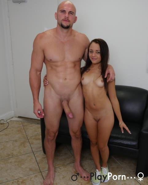 Anal Sex Casting With Latina Teen - Holly Hendrix