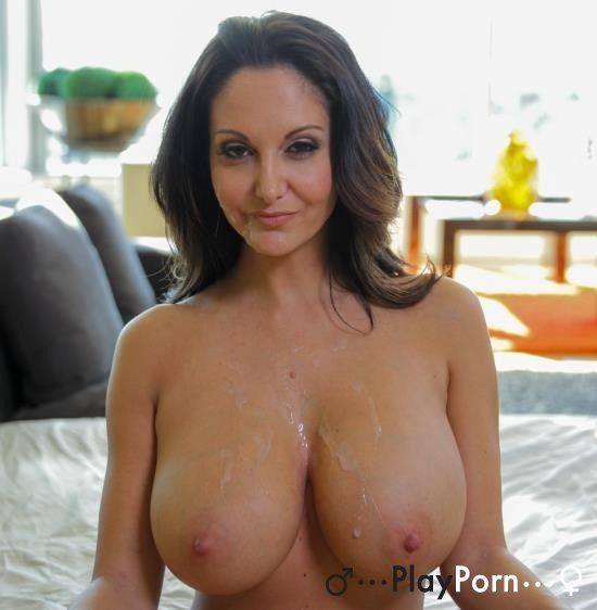 Cumshot On Huge Tits - Ava Addams
