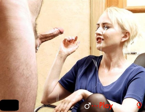 HandJob with Huge Ruined Facial Cumshot - LiLu