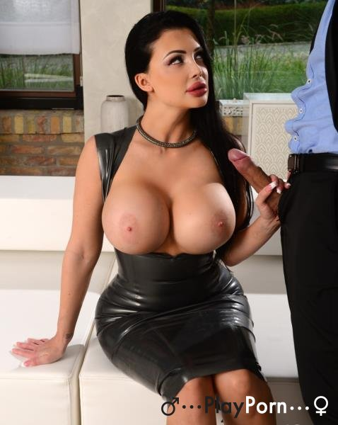 Fuck In Black Latex - Aletta Ocean
