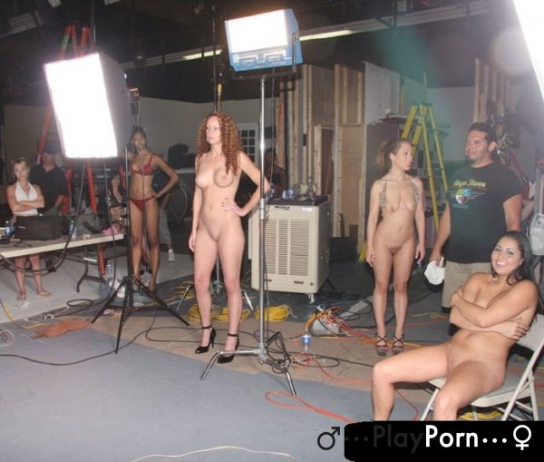 Behind The Scenes Porn Shoot