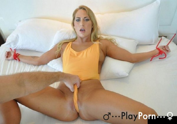 Tied Up Sex - Carter Cruise