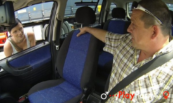 Taxi Driver Fuck Cheap Whore - Amateur