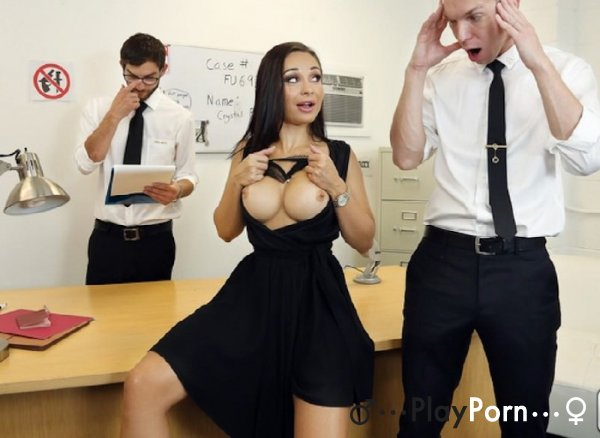 Sex With New Teachers - Crystal Rush