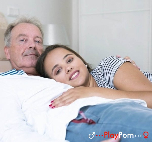Love Sex With Old Man - Olivia Nice