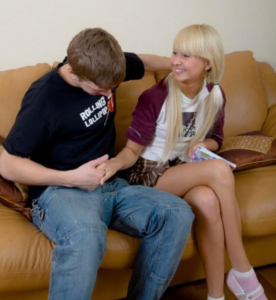 Russian Blonde Teen Fuck - Aimee